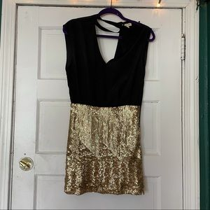 Urban Outfitters Silence & Noise Sequin Dress